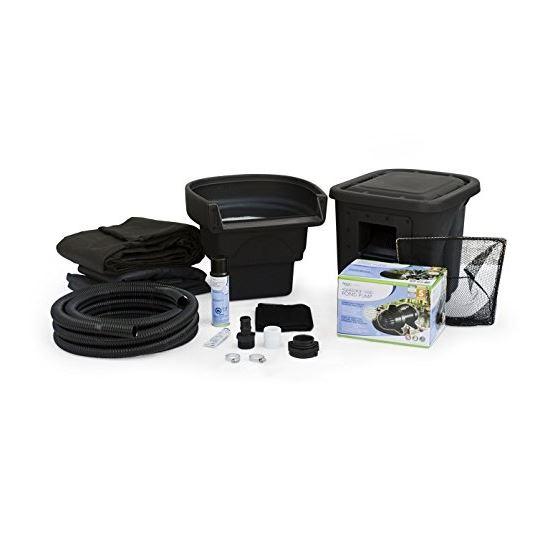 DIY Backyard Pond Kit 4 X 6