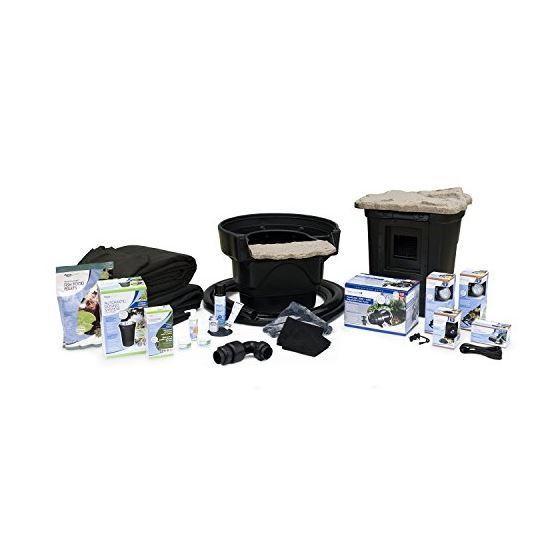Complete Pond Kit 11 Feet X 16 Feet Medium Aquasur