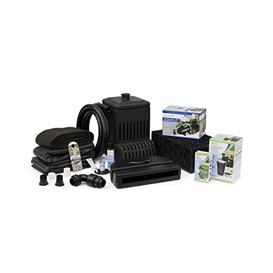 Complete Waterfall Kit With 6 Feet Stream  Aquasur