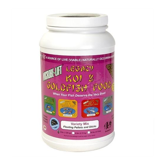 Ecological Laboratories Legacy Variety Mix- 2 lbs, 4 oz