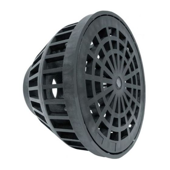 "3"" Plastic Basket Suction Strainer"