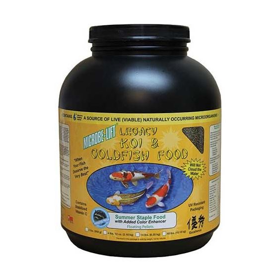 Ecological Laboratories Legacy Summer Staple4 lbs,