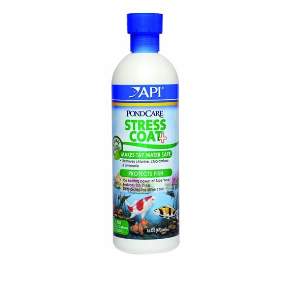 PondCare Stress Coat Water Conditioner 16 oz.