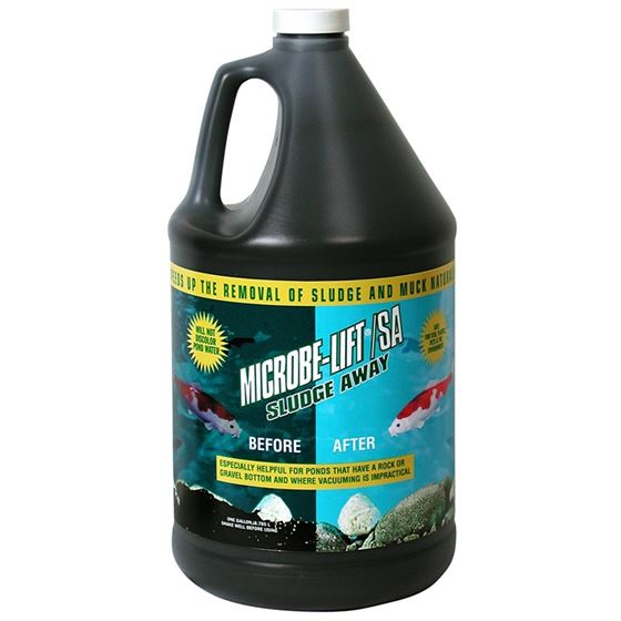 Ecological Laboratories SA Liquid Sludge Away- Gal