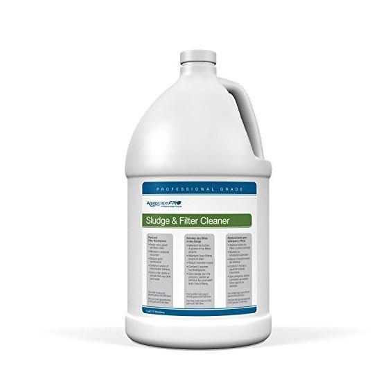 PRO Sludge Cleaner For Ponds Liquid, 1 Gal
