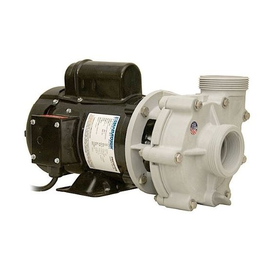 4000 series 6900 gph External Pond Pump