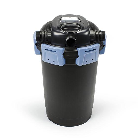 UltraKlean 3500 Biological Pressure Filter with 28 Watt UV Clarifier Sterilizer