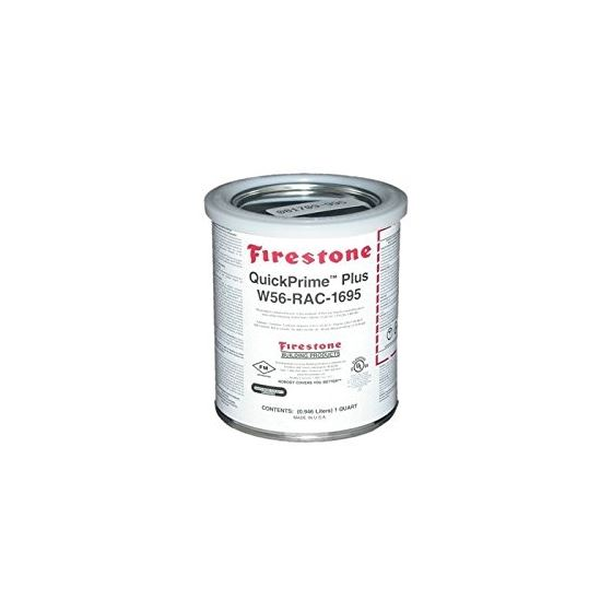 Firestone QuickPrime Plus Seaming Tape Primer - 1 Quart - 32 ounces - 0.946 Liters