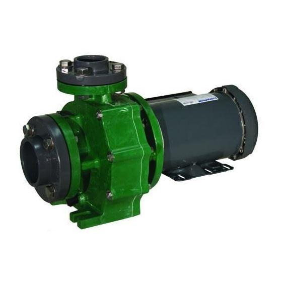 Titan 18000 gph w/ flange kit External Pond Pump