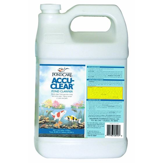 Pondcare Accu-Clear Water Clarifier 1 gallon