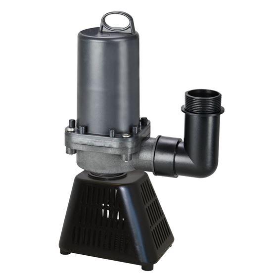 E.G.Danner 1400 GPH High Head Pond Skimmer Pump 22-Foot Shut Off