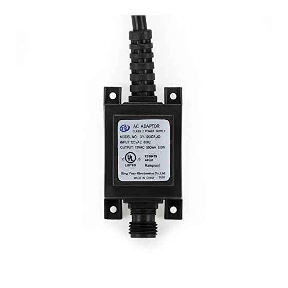 AQSC 12V Simple Plug-In Transformer, 6W Disconti-3