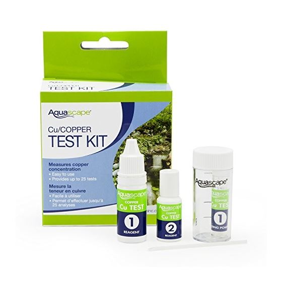 96020 Copper Test Kit For Pond And Garden Features
