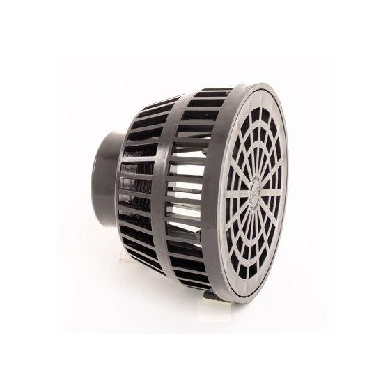 "1 1/2"" Plastic Basket Suction Strainer"
